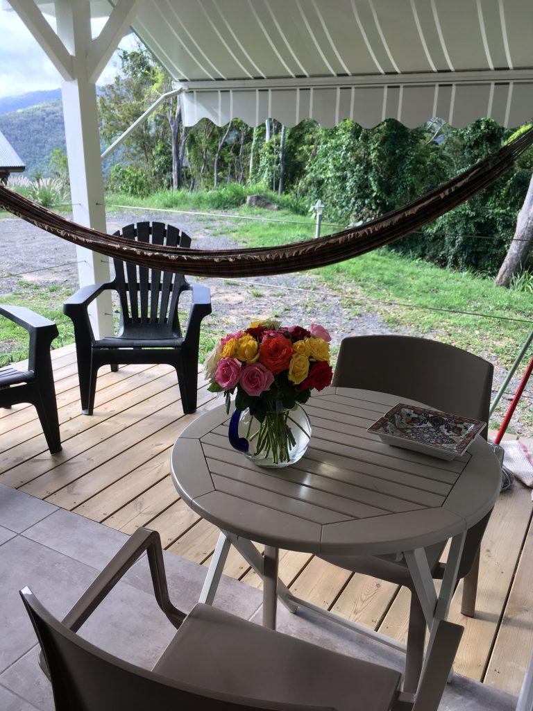 Beau séjour pour deux personnes à Pointe Noire en Guadeloupe
