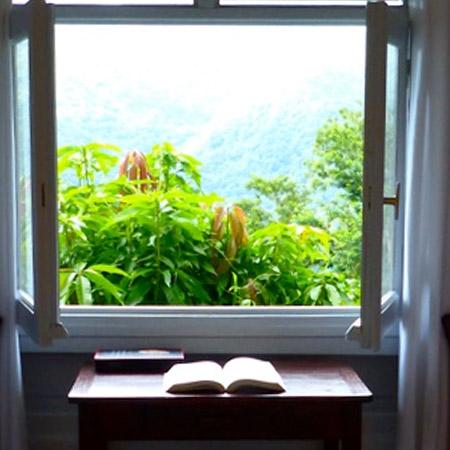 location de gite la chambre de l'écrivain en Guadeloupe