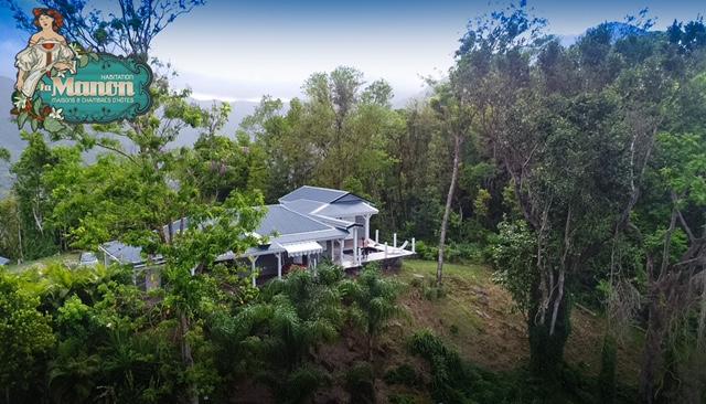 Location ed Gite avec piscine en Guadeloupe