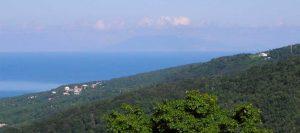 Location de gite avec vue sur mer en Guadeloupe