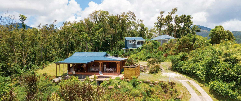 Location de villa en Guadeloupe