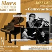 Jazz à Pointe Noire en Guadeloupe